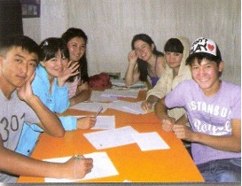 BEING AND DOING IN KYRGYZSTAN