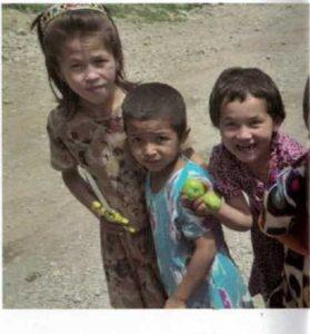 Duszpasterstwo w Kirgistanie