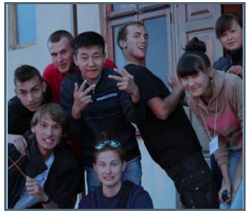 Ekipa krakowska po powrocie z Kirgistanu