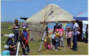 Pasja, marzenia i astronomia w Azji Środkowej