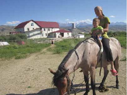 Drodzy przyjaciele jezuickich Misji w Kirgizji !