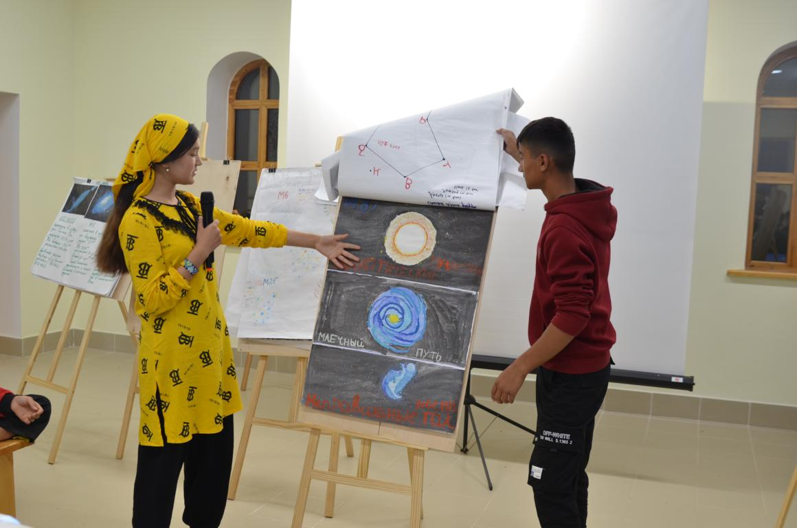 Nauka dla Pokoju – obóz astronomiczny w Kirgizji