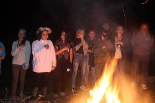 Католический молодежный лагерь 2019