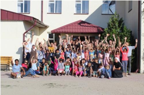 Католический детский лагерь 2019