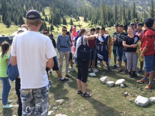 Астрономический лагерь 2017-узбекский